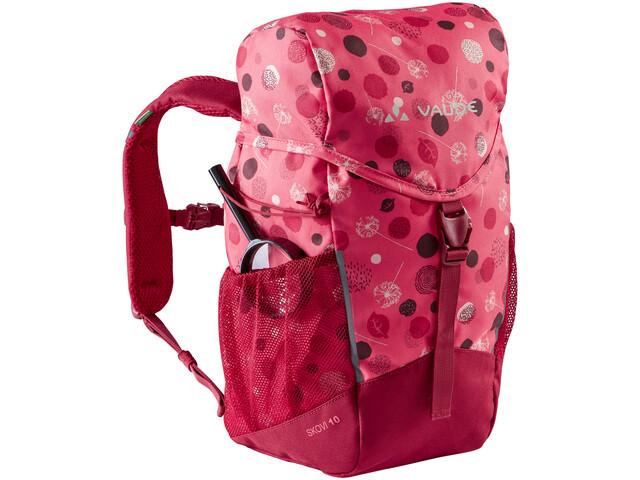 VAUDE Skovi 10 Backpack Kids, bright pink/cranberry